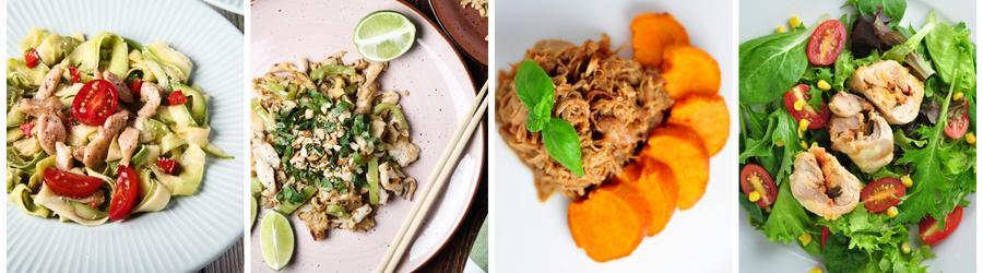 Полезные рецепты из курицы для ланча и обеда