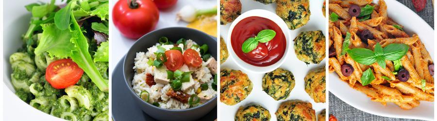 Полезные вегетарианские рецепты (без мяса)